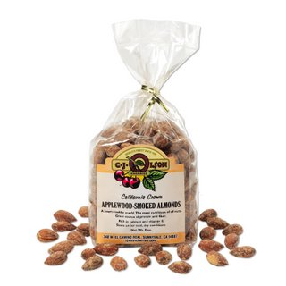 Applewood-Smoked Almonds