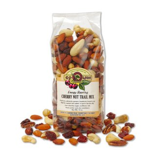 Cherry Nut Trail Mix