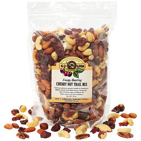Cherry Nut Trail Mix 24oz-450px