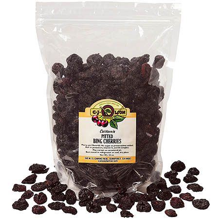 Pitted Bing Cherries 24oz-450px